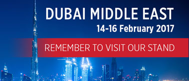 We`ll take place at Dubai Middle East Electricity Exhibition between in this February 14 - 16.