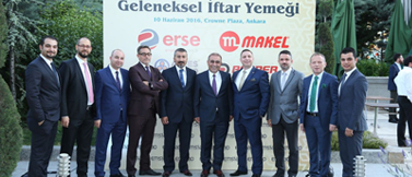 Erse Kablo became the golden sponsor of the traditional fast-breaking dinner of EMSIAD