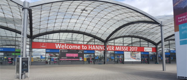 Erse Kablo was at the Hannover Messe Fair which from the most prestigious fairs in the world