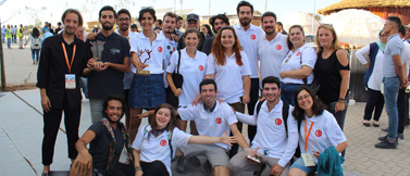 Erse Kablo Supported With Product Sponsorship To Team Bosphorus In The Solar Decathlon Africa Competition
