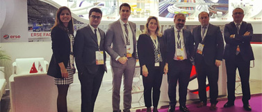 Erse Kablo was at the Middle East Energy Exhibition Which is the Leading Exhibitions of the Middle East
