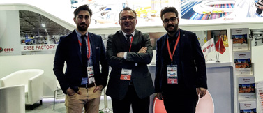 "Erse Kablo Took Place at the ""Dubai Middle East Electricity Exhibition"""